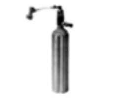 garrafa de gas co2 e regulador